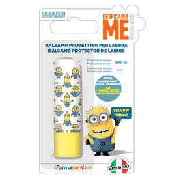Protector labial Minions