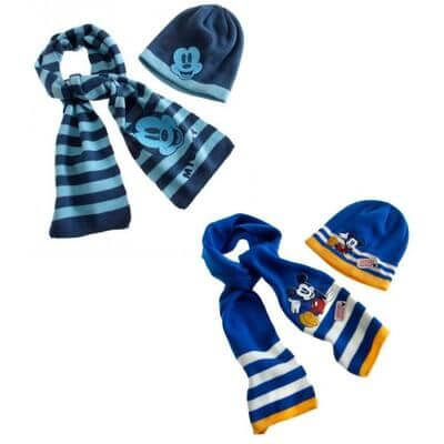 set invierno mickey mouse baby